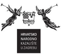 rvatsko narodno kazalište u Zagrebu logo