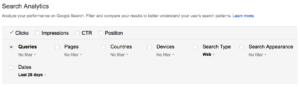 Google Webmaster Tools in action