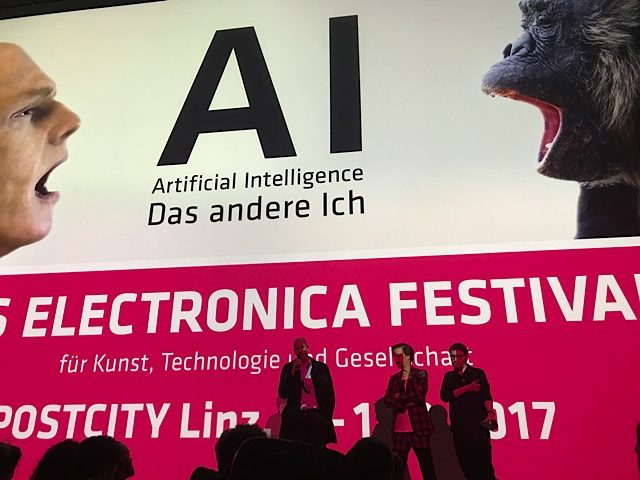 Ars Electronica Theatre Platform Event